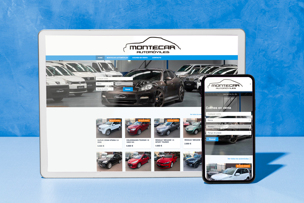 Web Montecar