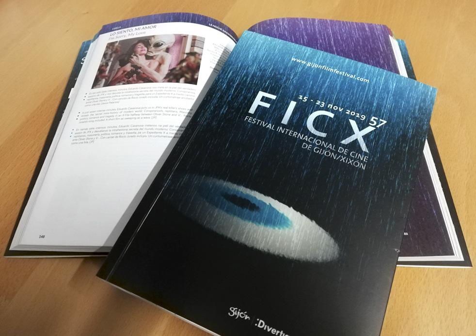 Catálogo FICX